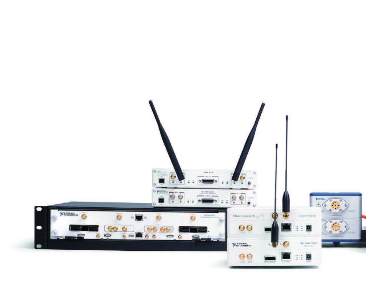 NI USRP软件万博manmax手机登录产品