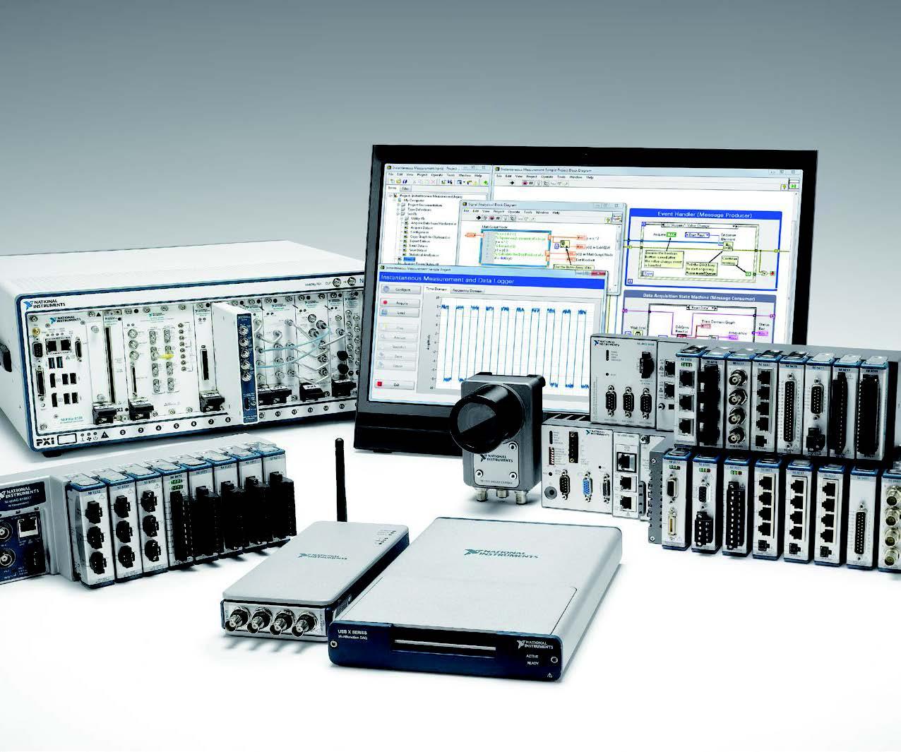 NI PXI系统产品