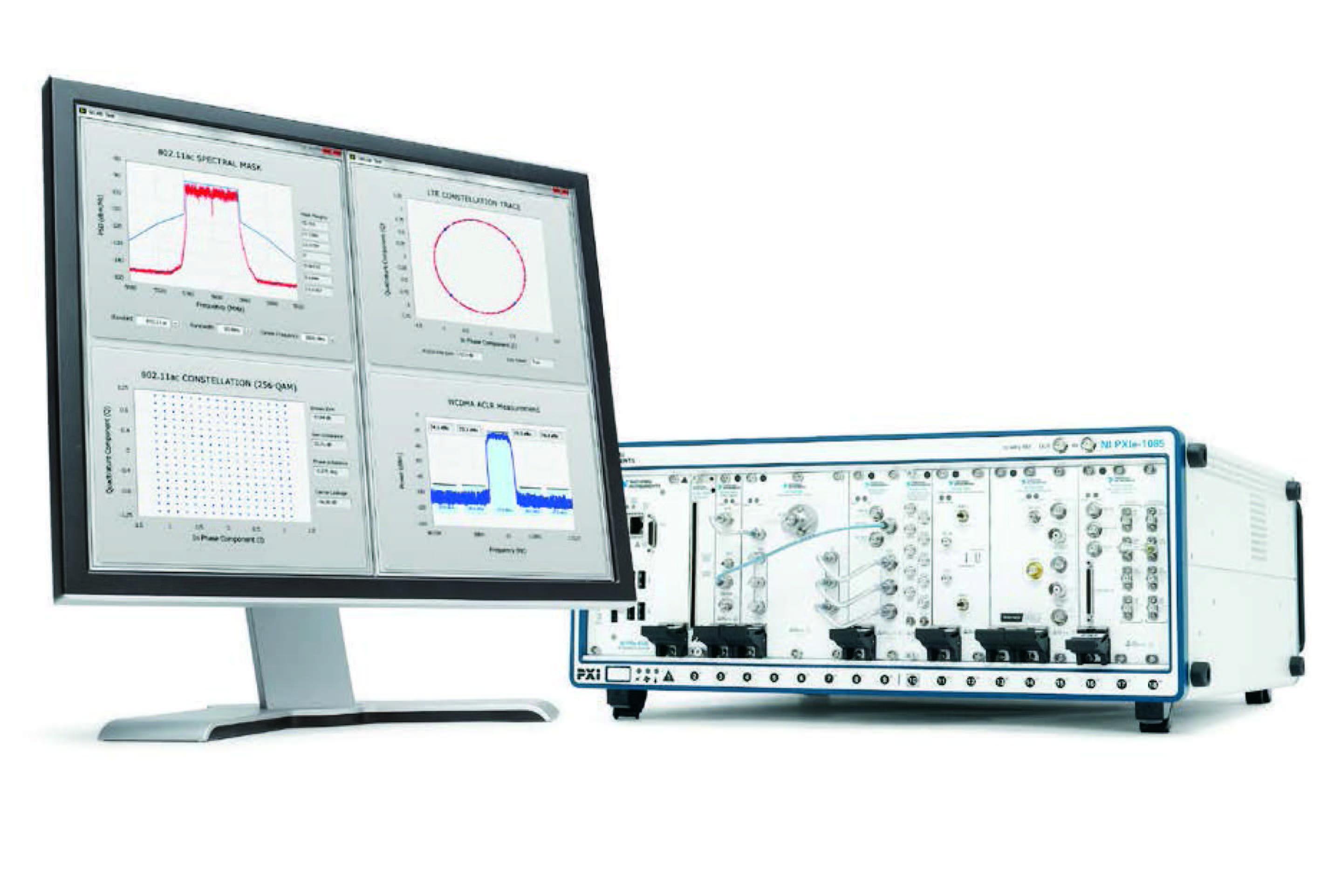 NI模块化射频仪器